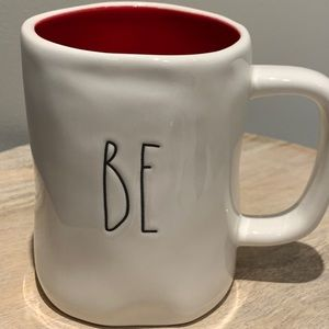 RAE DUNN Be Mine Valentine Mug